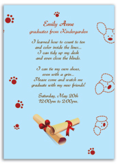 FREE Graduation Invitations Announcements Party DIY Templates Class of 2015 | Design Betty